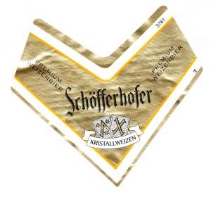 Schöfferhofer Kristallweizen