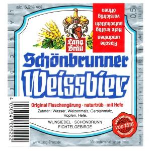 Schönbrunner Weissbier