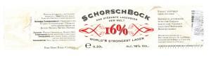 Schorschbräu Schorschbock 16-033