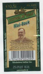 Schwalbe Bräu Maibock