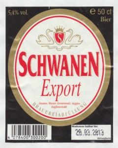 Schwanen Export