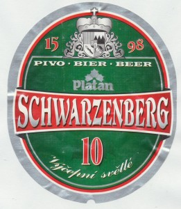 Platan Schwarzenberg