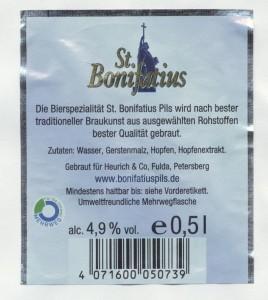 St. Bonifatius Pils