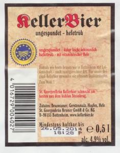 St. Georgenbräu Kellerbier