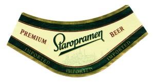 Staropramen Premium Beer