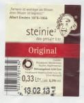 Steinie - das geniale Bier