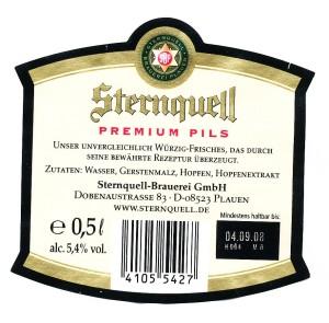 Sternquell Premium Pils