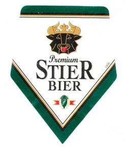 Stier Bier Pilsener