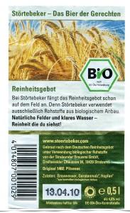 Störtebeker Kellerbier 1402