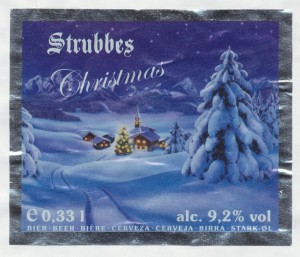 Strubbe's Christmas
