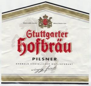Stuttgarter Hofbräu Pilsener
