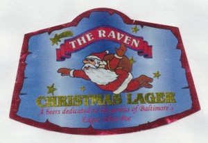 The Raven Christmas Lager