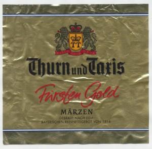 Thurn und Taxis Fürstengold Märzen