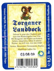 Torgauer Landbock