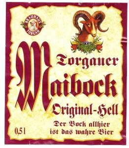 Torgauer Maibock Hell