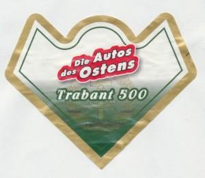 Trabant 500 Pilsener
