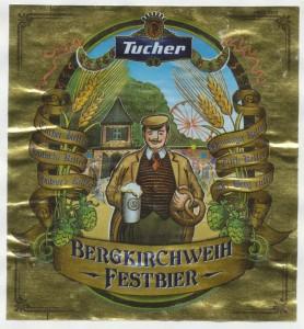 Tucher Bergkirchweih Festbier