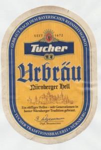 Tucher Urbräu Nürnberger Hell