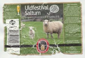 Uldfestival Saltum Bier