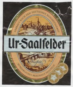 Ur- Saalfelder