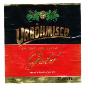 Urböhmisch Gold