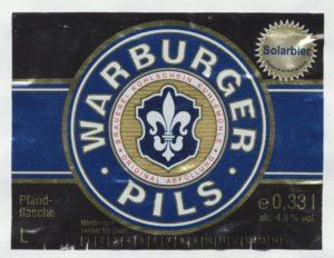 Warburger Pils