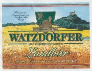 Watzdorfer Landbier