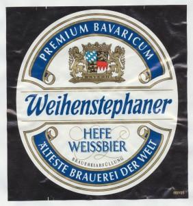 Weihenstephaner Hefe Weissbier