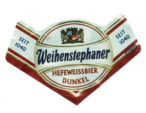 Weihenstephaner Hefeweissbier Dunkel
