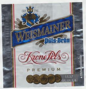 Weismainer Krone Pils