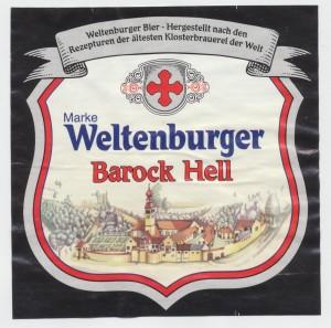 Weltenburger Barock Hell