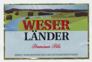 Weserländer Premium Pils