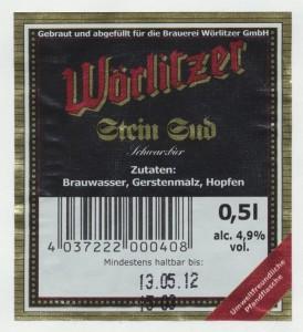 Wörlitzer Stein Sud