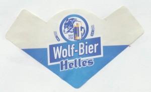 Wolf- Bier Helles