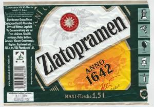 Zlatopramen Maxi 1,5 l