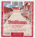 Zunftherrn Export