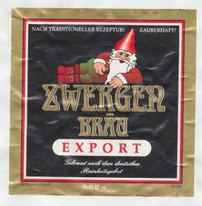Zwergenbräu Export